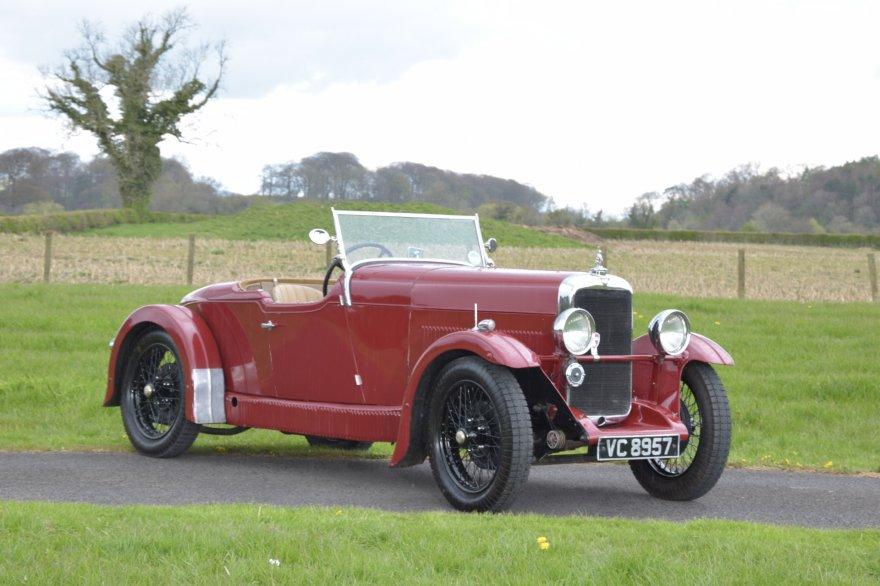 1931 Alvis 12/60 TK