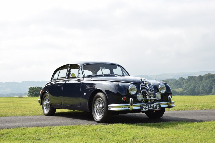 1962 Jaguar MK2 3.8 litre
