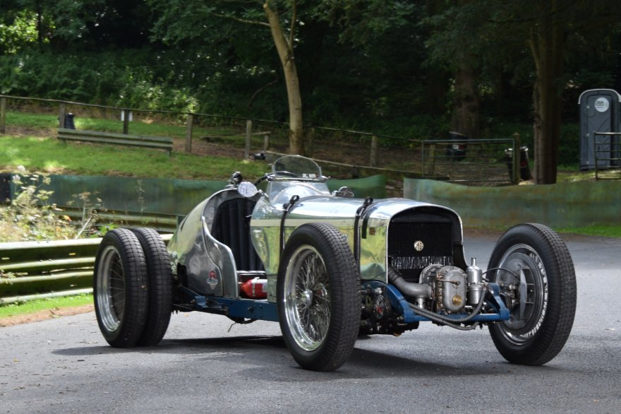 1937 MG Bellevue