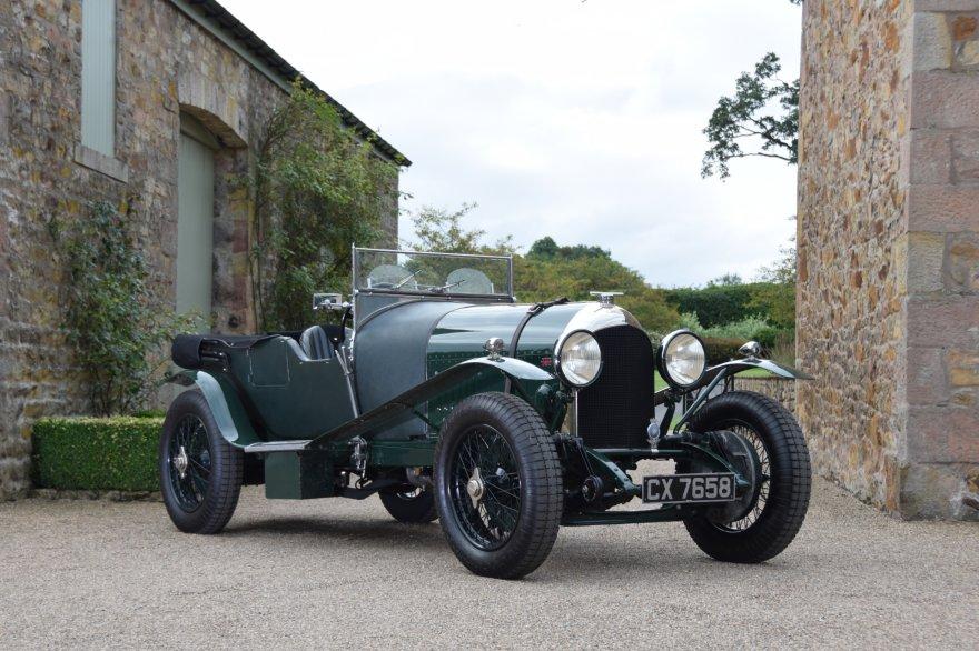 1925 Bentley 3 litre 'speed model'