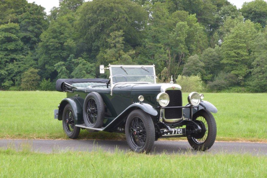 1928 Alvis 12/50 SD